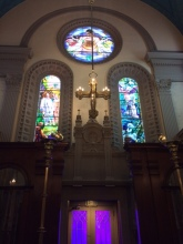 One of the many beautiful chapels in St. Augustine.