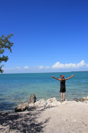 Finally made it to the Keys.